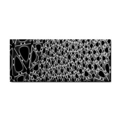 X Ray Rendering Hinges Structure Kinematics Circle Star Black Grey Cosmetic Storage Cases by Alisyart