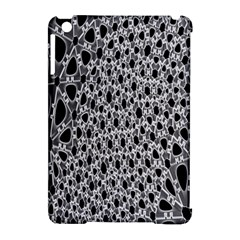 X Ray Rendering Hinges Structure Kinematics Circle Star Black Grey Apple Ipad Mini Hardshell Case (compatible With Smart Cover) by Alisyart