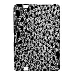X Ray Rendering Hinges Structure Kinematics Circle Star Black Grey Kindle Fire Hd 8 9  by Alisyart
