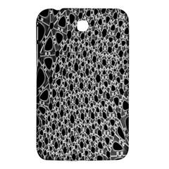 X Ray Rendering Hinges Structure Kinematics Circle Star Black Grey Samsung Galaxy Tab 3 (7 ) P3200 Hardshell Case  by Alisyart