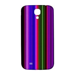 Fun Striped Background Design Pattern Samsung Galaxy S4 I9500/i9505  Hardshell Back Case by Simbadda