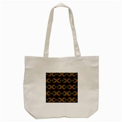 Fractal Multicolored Background Tote Bag (cream) by Simbadda