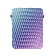 Abstract Lines Background Apple Ipad 2/3/4 Protective Soft Cases by Simbadda