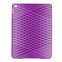 Abstract Lines Background Pattern Ipad Air 2 Hardshell Cases by Simbadda