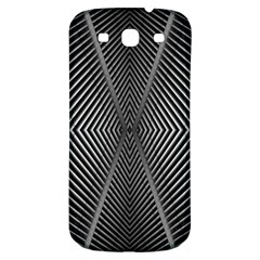 Abstract Of Shutter Lines Samsung Galaxy S3 S Iii Classic Hardshell Back Case by Simbadda