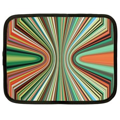 Colorful Spheric Background Netbook Case (xl)  by Simbadda