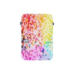Colorful Colors Digital Pattern Apple Ipad Mini Protective Soft Cases by Simbadda