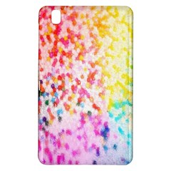 Colorful Colors Digital Pattern Samsung Galaxy Tab Pro 8 4 Hardshell Case by Simbadda