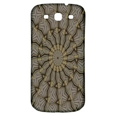 Abstract Image Showing Moiré Pattern Samsung Galaxy S3 S Iii Classic Hardshell Back Case by Simbadda