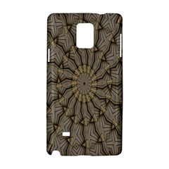 Abstract Image Showing Moiré Pattern Samsung Galaxy Note 4 Hardshell Case by Simbadda