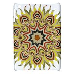 Abstract Geometric Seamless Ol Ckaleidoscope Pattern Apple Ipad Mini Hardshell Case by Simbadda