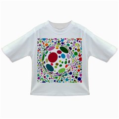 Color Ball Infant/toddler T Shirts by Mariart