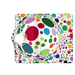 Color Ball Kindle Fire Hdx 8 9  Flip 360 Case by Mariart