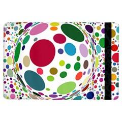 Color Ball Ipad Air Flip by Mariart