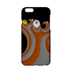 Classic Mandelbrot Dimpled Spheroids Apple Iphone 6/6s Hardshell Case by Simbadda