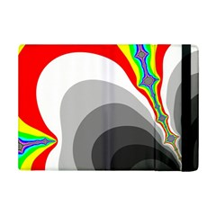 Background Image With Color Shapes Ipad Mini 2 Flip Cases by Simbadda