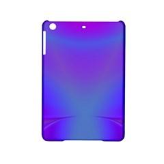 Violet Fractal Background Ipad Mini 2 Hardshell Cases by Simbadda