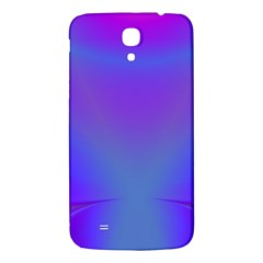 Violet Fractal Background Samsung Galaxy Mega I9200 Hardshell Back Case by Simbadda