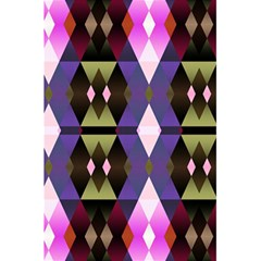 Geometric Abstract Background Art 5 5  X 8 5  Notebooks by Simbadda
