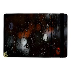 Lights And Drops While On The Road Samsung Galaxy Tab Pro 10 1  Flip Case by Simbadda