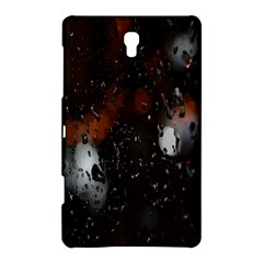 Lights And Drops While On The Road Samsung Galaxy Tab S (8.4 ) Hardshell Case  by Simbadda