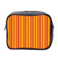 Lines Mini Toiletries Bag 2 Side by Valentinaart