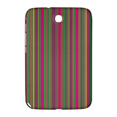 Lines Samsung Galaxy Note 8 0 N5100 Hardshell Case  by Valentinaart