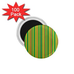 Lines 1 75  Magnets (100 Pack)  by Valentinaart