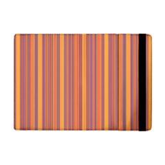 Lines Apple Ipad Mini Flip Case by Valentinaart