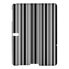 Lines Samsung Galaxy Tab S (10 5 ) Hardshell Case  by Valentinaart