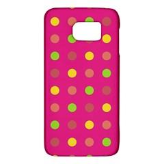 Polka Dots  Galaxy S6 by Valentinaart