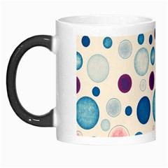 Polka Dots Morph Mugs by Valentinaart