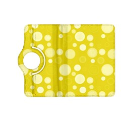 Polka Dots Kindle Fire Hd (2013) Flip 360 Case by Valentinaart