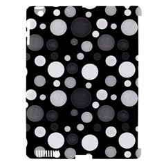 Polka Dots Apple Ipad 3/4 Hardshell Case (compatible With Smart Cover) by Valentinaart