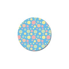 Polka Dots Golf Ball Marker (10 Pack) by Valentinaart