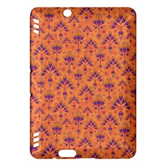 Pattern Kindle Fire Hdx Hardshell Case by Valentinaart