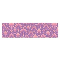 Pattern Satin Scarf (oblong) by Valentinaart