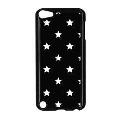 Stars Pattern Apple Ipod Touch 5 Case (black) by Valentinaart