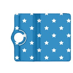 Stars Pattern Kindle Fire Hdx 8 9  Flip 360 Case by Valentinaart