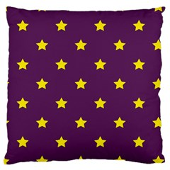 Stars Pattern Standard Flano Cushion Case (two Sides) by Valentinaart