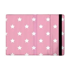 Stars Pattern Apple Ipad Mini Flip Case by Valentinaart