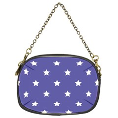 Stars Pattern Chain Purses (two Sides)  by Valentinaart