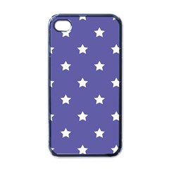 Stars Pattern Apple Iphone 4 Case (black) by Valentinaart