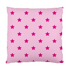 Stars Pattern Standard Cushion Case (two Sides) by Valentinaart
