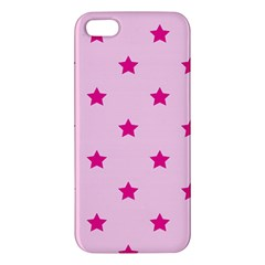 Stars Pattern Iphone 5s/ Se Premium Hardshell Case by Valentinaart