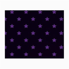 Stars Pattern Small Glasses Cloth (2 Side) by Valentinaart