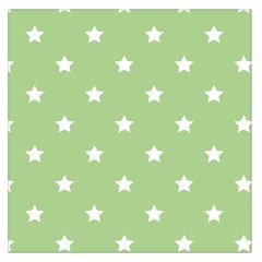 Stars Pattern Large Satin Scarf (square) by Valentinaart