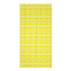 Pattern Shower Curtain 36  X 72  (stall)  by Valentinaart