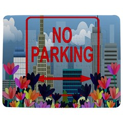 No Parking  Jigsaw Puzzle Photo Stand (rectangular) by Valentinaart