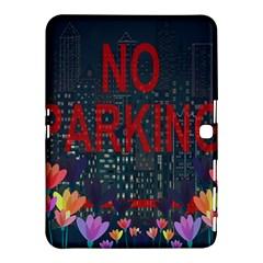 No Parking  Samsung Galaxy Tab 4 (10 1 ) Hardshell Case  by Valentinaart